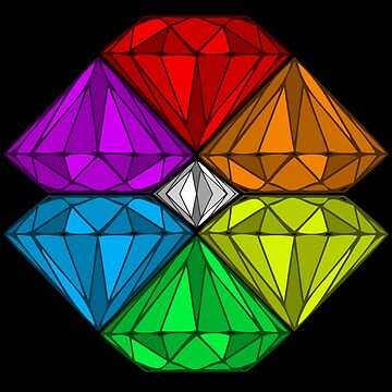 Diamond Wheel by GHDParody