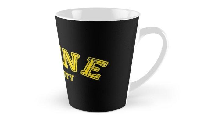 Bovine University (3) Classic Mugs - Tall