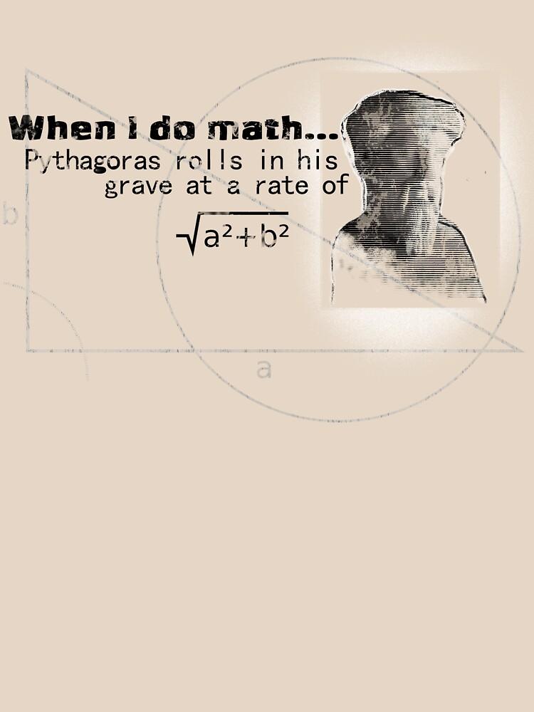 Pythagoras thinks I'm dumb by pidgenhorn
