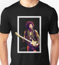 Jimi Hendrix T-shirt  Unisex T-Shirt