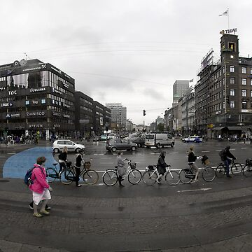 On the Streets of Copenhagen by lukefarrugia