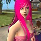 my pink sim by hidden4emotion