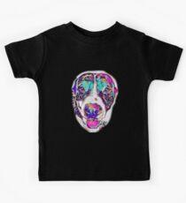 Technicolor Türke Kinder T-Shirt