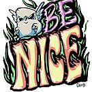 Crumbs- Be Nice by Moodypidge