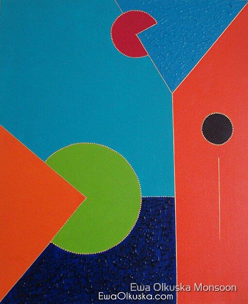 I still rise 2 - Copenhagen Collection by Ewa Olkuska Monsoon