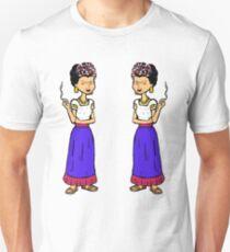 Jane Lane x Frida Kahlo Alter Ego Twins Unisex T-Shirt