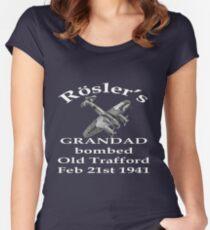 Rosler Women's Fitted Scoop T-Shirt