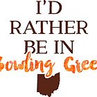 Bowling Green State University - Style 8 by Caro Owens  Designs