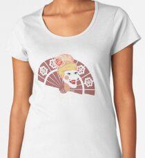 Zorro - The Goddess Bunny Wigglesworth Premium Scoop T-Shirt
