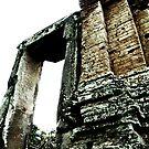 Temple Doorways @ Cambodia by webgrrl