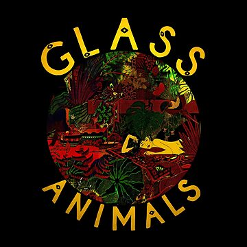 Glass Animals by droppedpiano