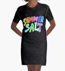 Summer Salt Graphic T-Shirt Dress