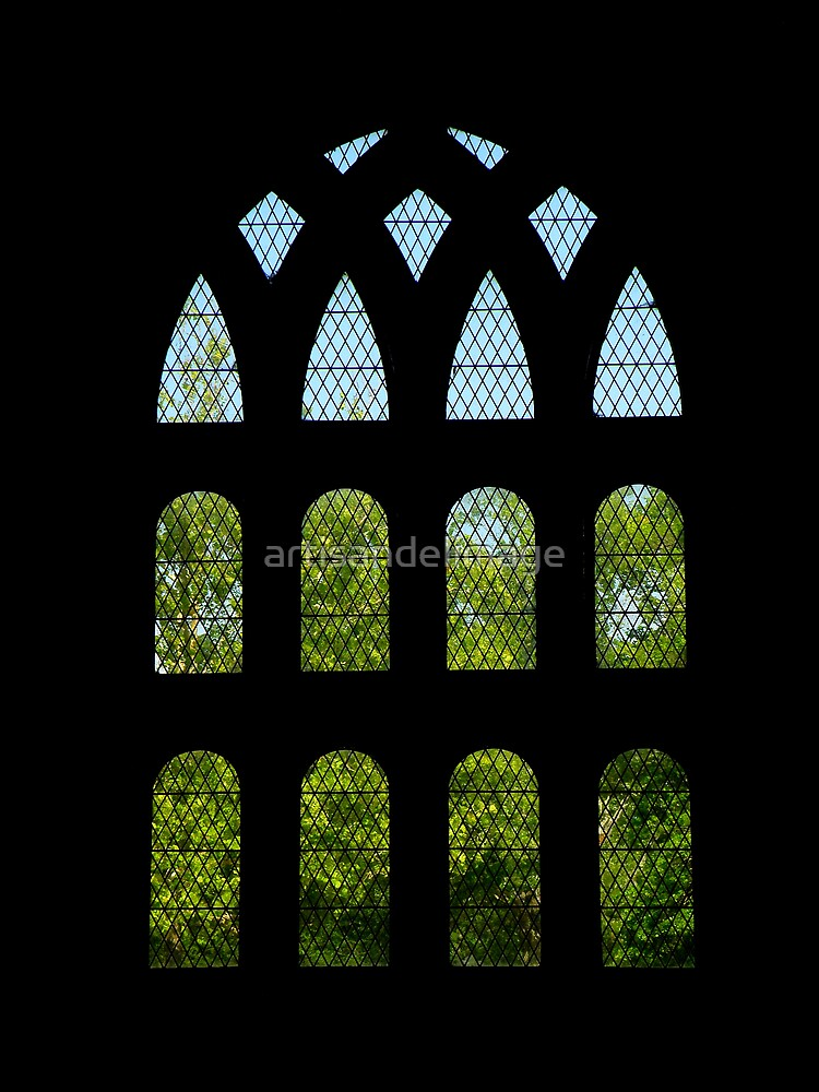 Windows Of The Past ~ Part Two by artisandelimage