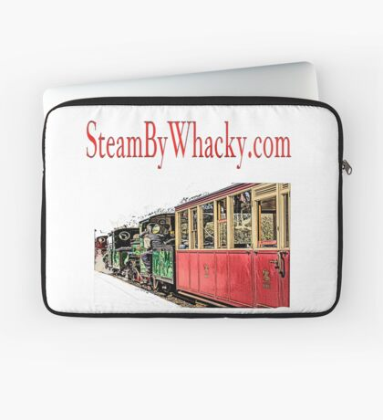 Steam bywhacky.com Laptop Sleeve
