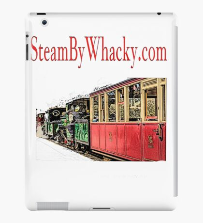 Steam bywhacky.com iPad Case/Skin