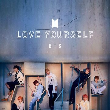 BTS LOVE YOURSELF ANSWER (E VERSION) by infireseok