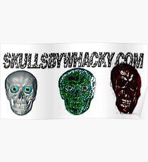 skullsbywhacky.com Poster