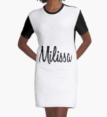Hey Milissa buy this now Graphic T-Shirt Dress