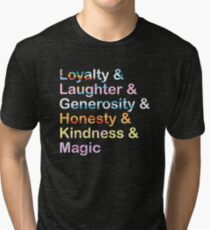 Elements of Harmony Tri-blend T-Shirt
