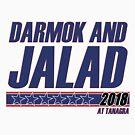 Darmok and Jalad at Tenagra by 16TonPress