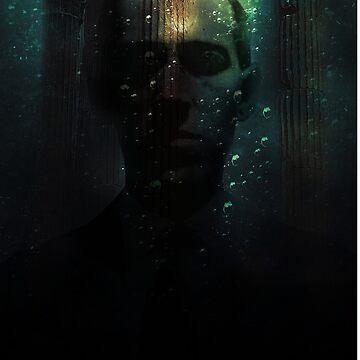 Lovecraft in the Deep by Shoggothwear