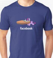 Twilight's Facebook Unisex T-Shirt