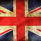 Union Jack Flag by Yannik Hay