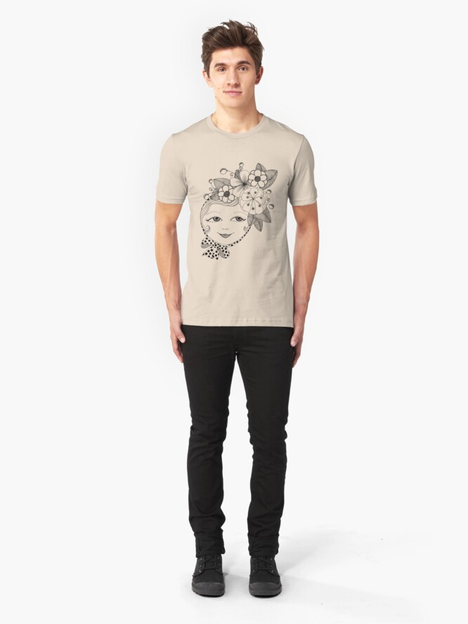 Alternate view of Marigold Slim Fit T-Shirt