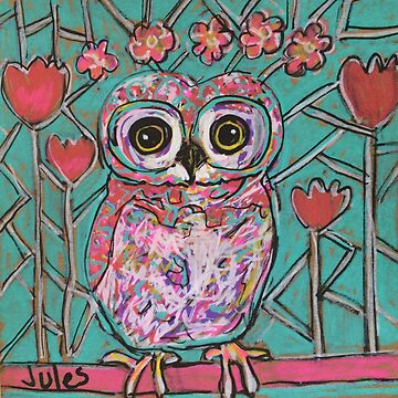Baby owl  by Jules48
