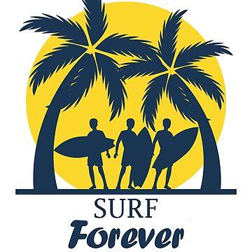 Surf Forever by felipesilva