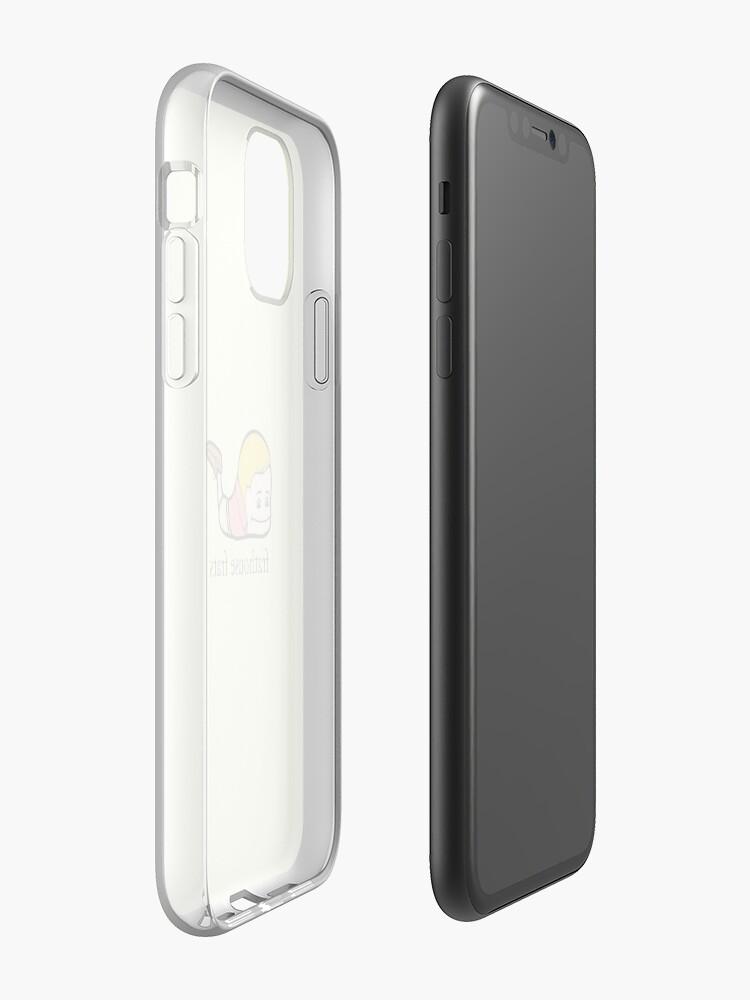 pochette iphone 11 pro gucci , Coque iPhone «Baleine démographique», par smilesthehsu