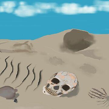 Desert Vacation by Junkart58