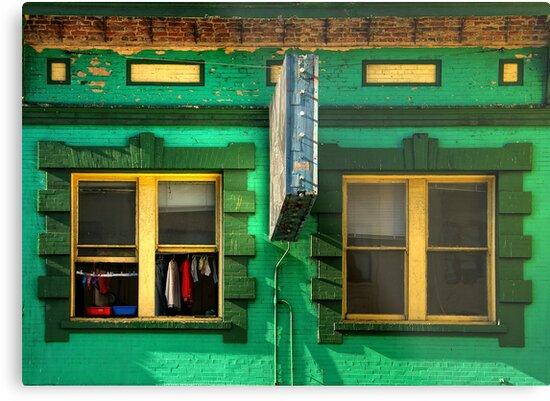 SAN FRANCISCO Series #5 by pat gamwell