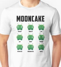Mooncake Emotions Unisex T-Shirt