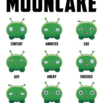 Mooncake Emotions by JJFGraphics