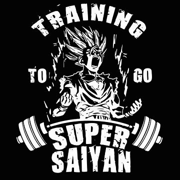 Training To Go Super by KURTUSMAXIMUS
