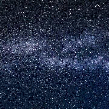 Milky Way by Zzart