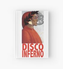 Disco Inferno Hardcover Journal