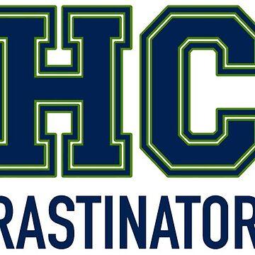 shc procrastinator by norcalkara
