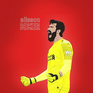 Alisson Becker Passion - Liverpool by talklfcpodcast