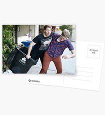 shane dawson and garrett watts  Postcards