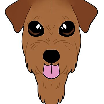 Airedale Terrier by sadsurplus