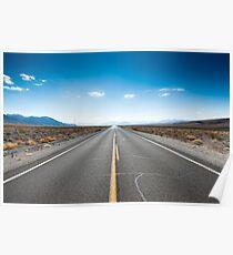 sierra nevada highway Poster