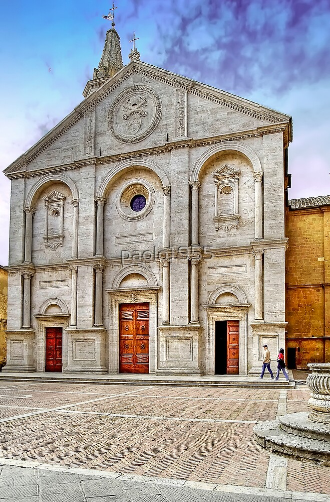 The Cathedral of Santa Maria Assunta by paolo1955
