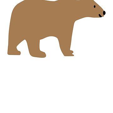 bear by Pferdefreundin