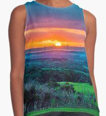 Dreamy Sunset Sleeveless Top