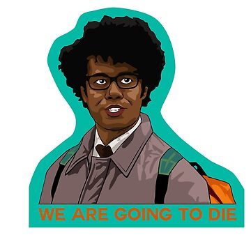 The IT Crowd Richard Ayoade by loveprmd