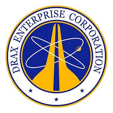 Drax Enterprise Corporation by boxsmash
