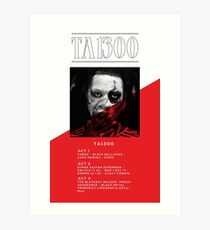 Denzel Curry TA13OO Poster Art Print