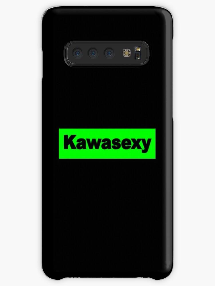 coque moto kawasaki samsung galaxy s6 edge